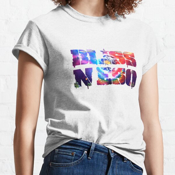 Bliss N Eso - Circus In The Sky Classic T-Shirt