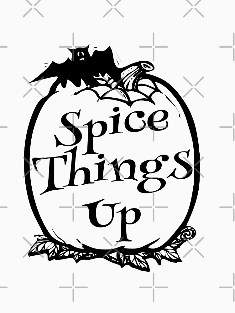 Pumpkin Spice Things up Halloween by tribbledesign