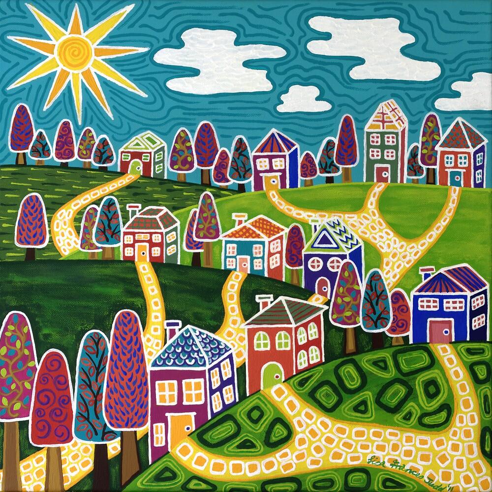 'Community' by Lisafrancesjudd