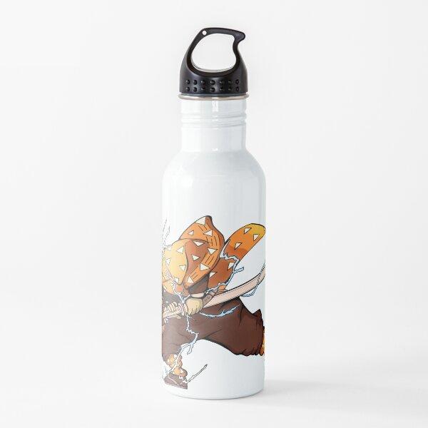 Zenitsu from Demon Slayer Water Bottle