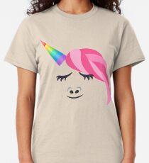 Emoji: Einhorn Classic T-Shirt