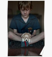 A boy's best friend... Poster