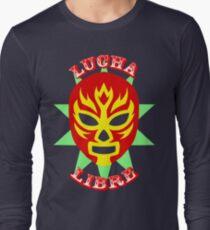 Lucha Libre Long Sleeve T-Shirt
