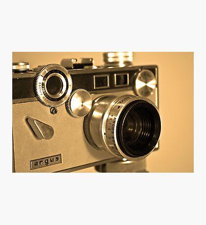 Argus C3 Matchmatic (1958-1966) Photographic Print