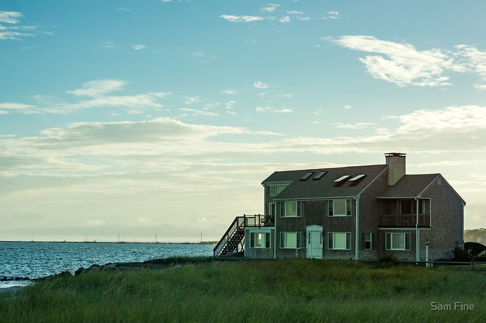 Beach House by Sam Fine
