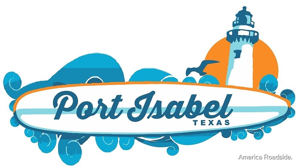 Port Isabel - Texas. by America Roadside.