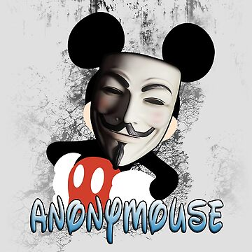 Anonymouse by rdkrex