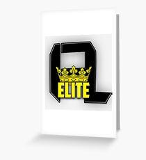 AFL Elite  Greeting Card