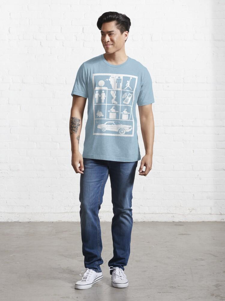 Alternate view of I Wish Essential T-Shirt