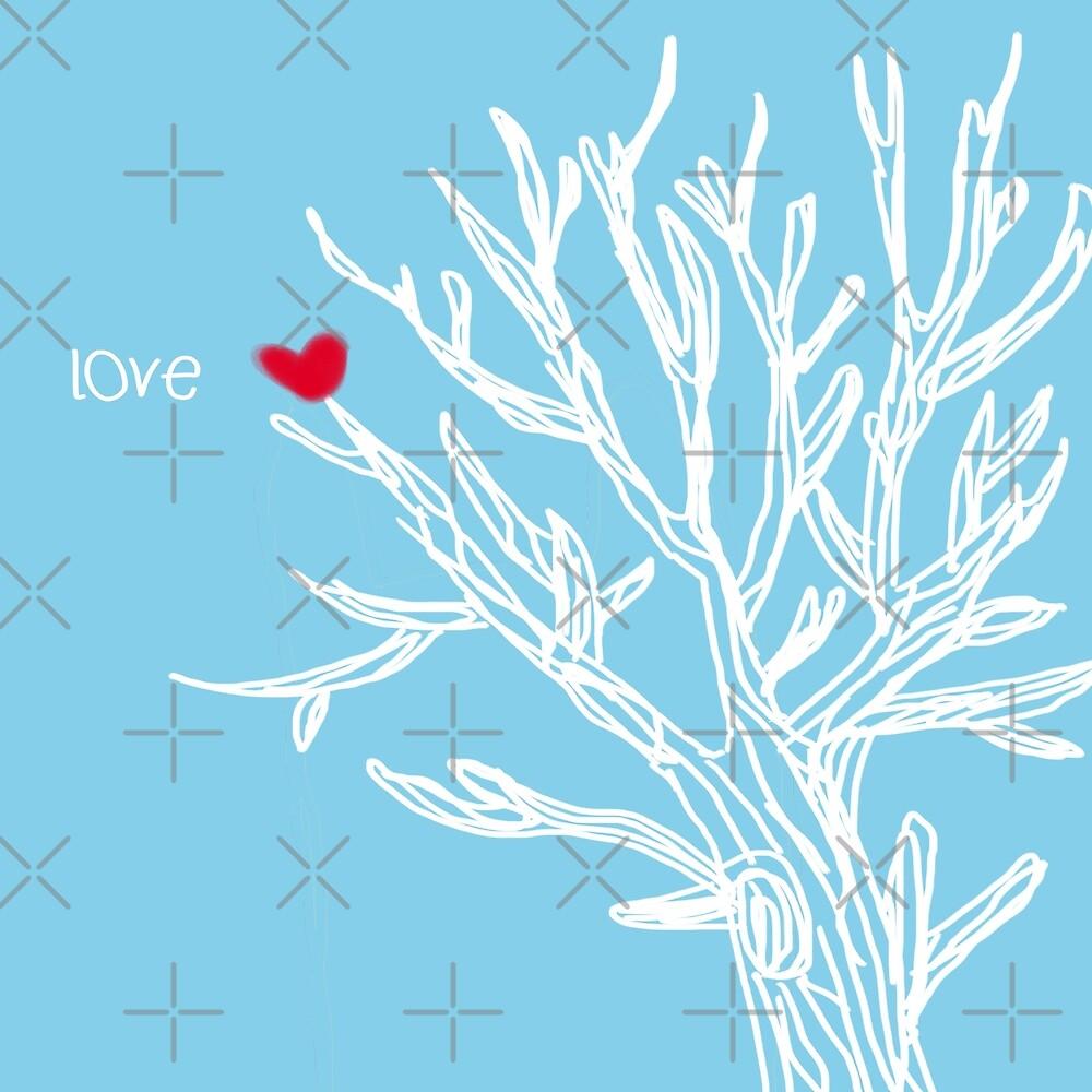 Love tree by KaylaPhan