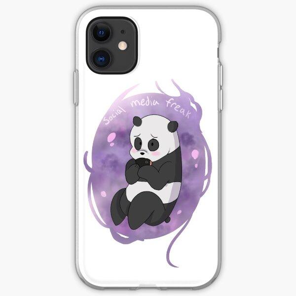 Social Media Freak  iPhone Soft Case