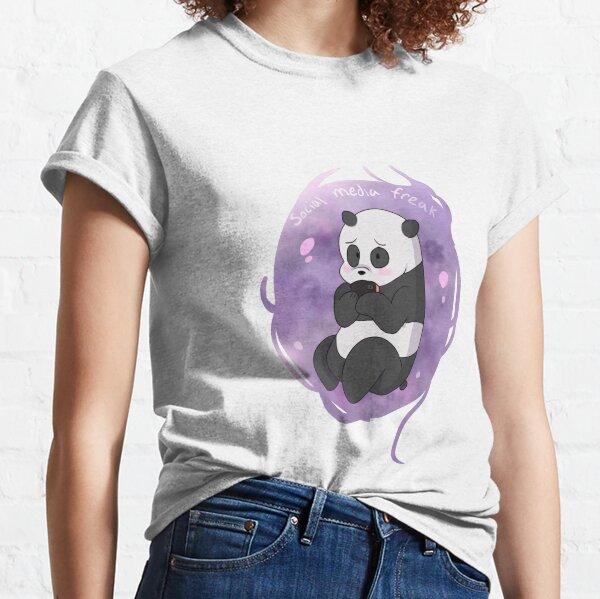 Social Media Freak  Classic T-Shirt