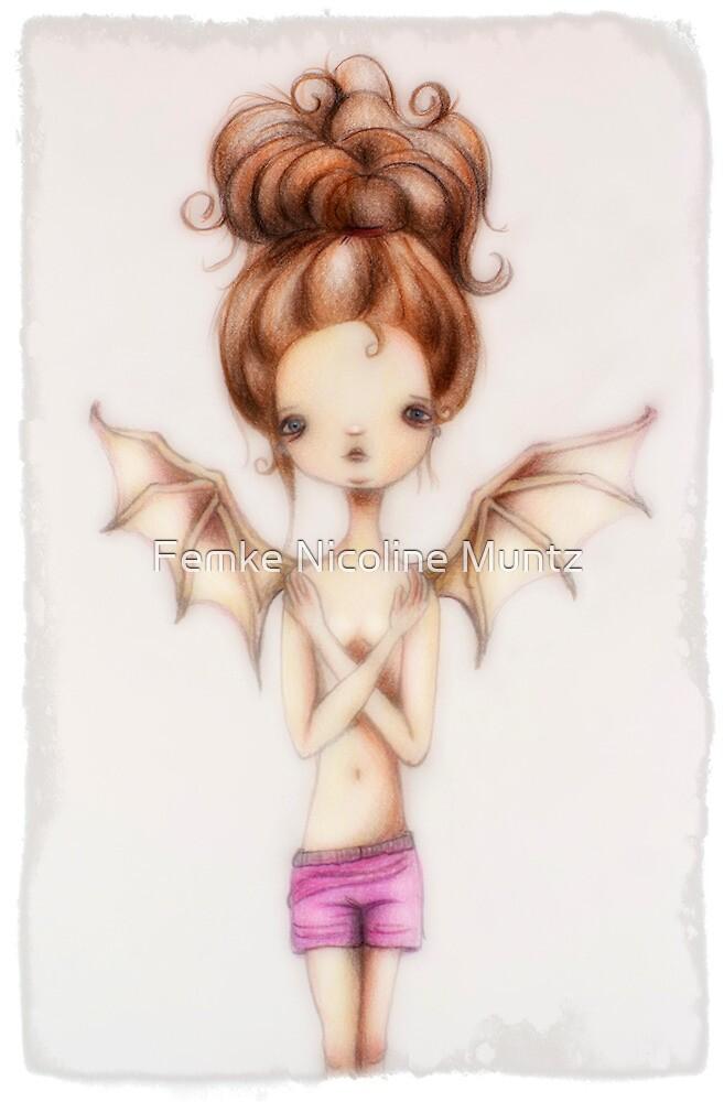 Batgirl by Femke Nicoline Muntz