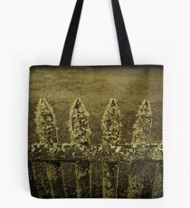 Fenced Tote Bag