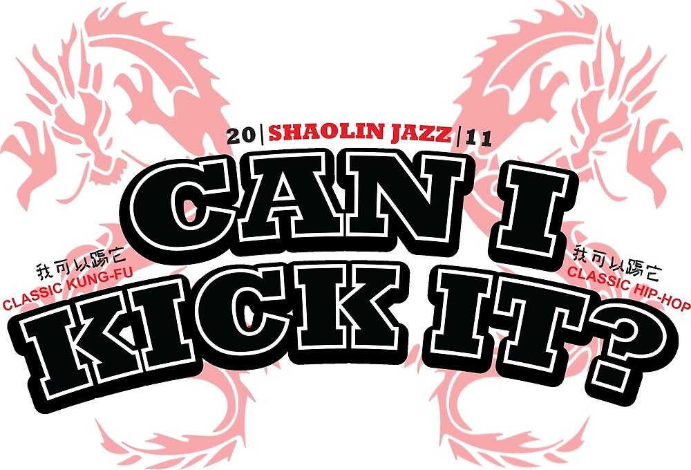 CAN I KICK IT? - Dragon Style by SHAOLIN JAZZ