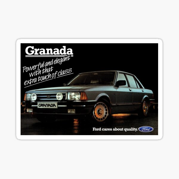 Ford Cologne V6 Autocollant-Granada Capri Cortina Taunus