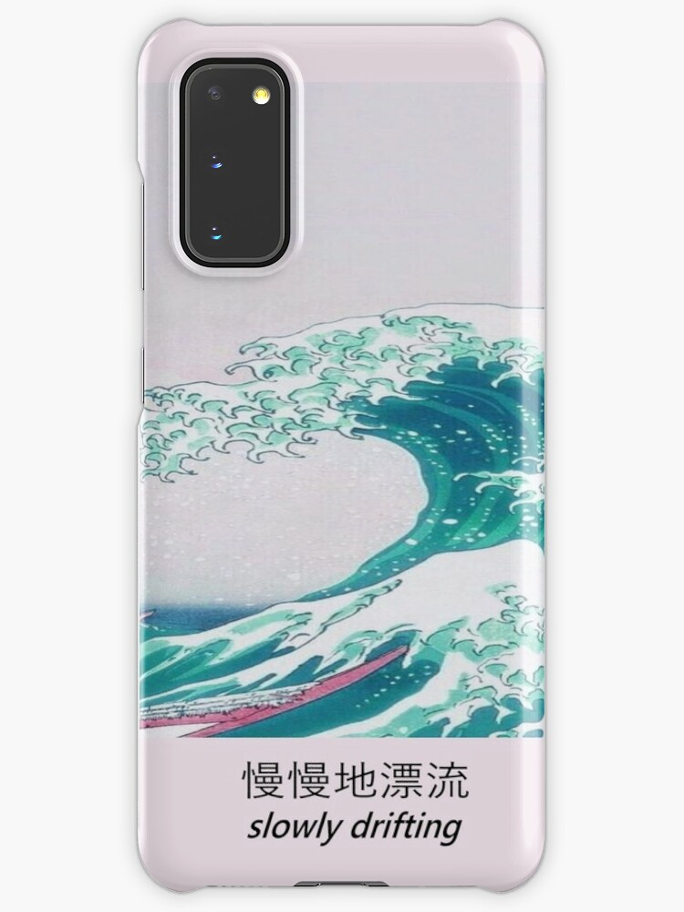 Aesthetic Wallpaper Case Skin For Samsung Galaxy By Kristinafx Redbubble