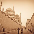 Mohamed Ali Mosque  by Hany  Kamel