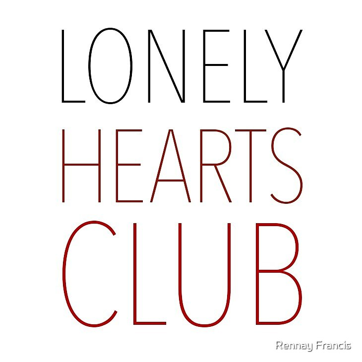 Lonely Hearts Club by RFcreations