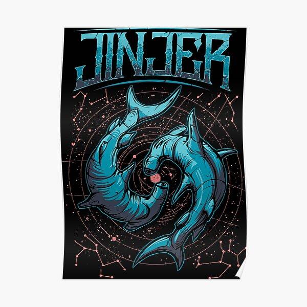 metalcore jinjer Poster