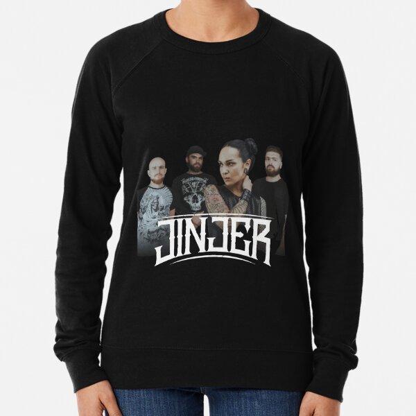 merch jinjer Lightweight Sweatshirt