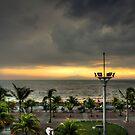 Sunset View #2- SM Mall of Asia, Philippines by nataraki76