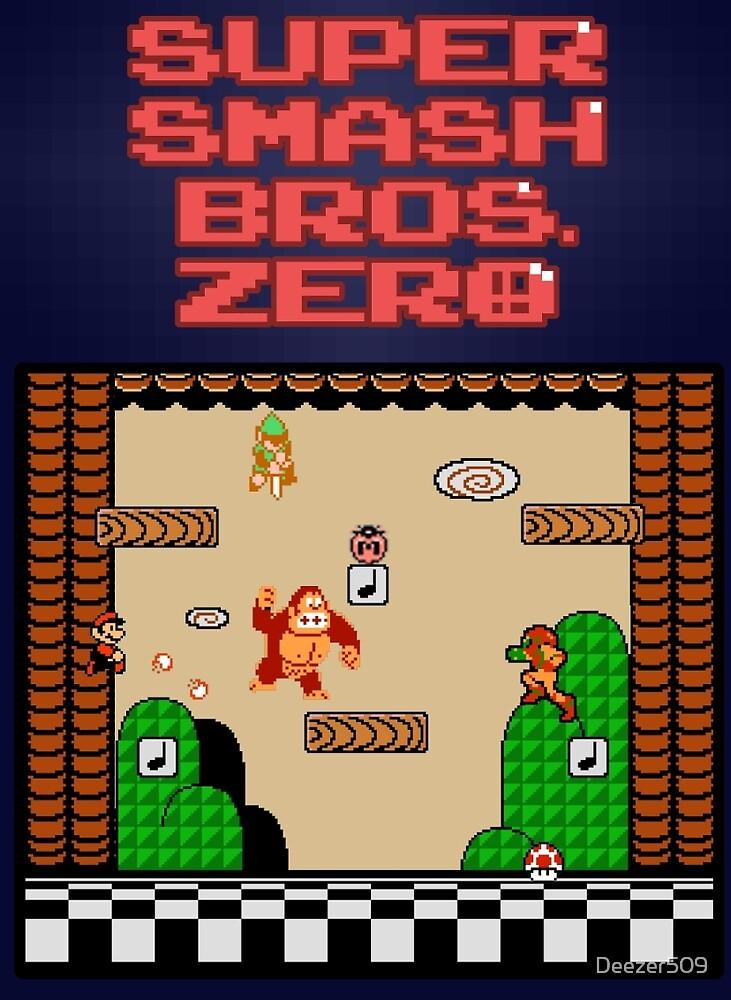 SSB Zero - Stage 1 - Retro Gaming by Deezer509