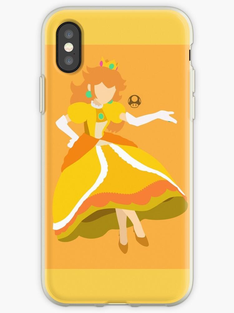 Peach (Daisy) - Super Smash Bros. by samaran