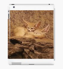 Fennec Fox Love iPad Case/Skin