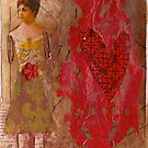 Hearts and flowers, 2010 by Thelma Van Rensburg