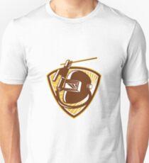 Welder Visor Welding Rod-Holder and Electrode T-Shirt