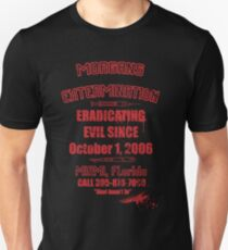 Morgan exterminators Unisex T-Shirt