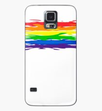 Gay Pride Paint Case/Skin for Samsung Galaxy