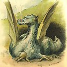 dragon by chester loomis by lucy loomis