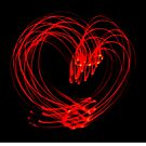 Painting with Light - Heart by mia-scott