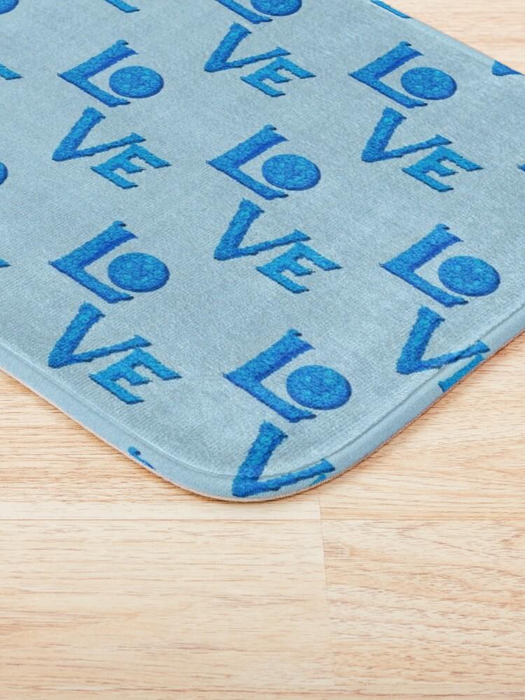 Alternate view of Love actually Bath Mat