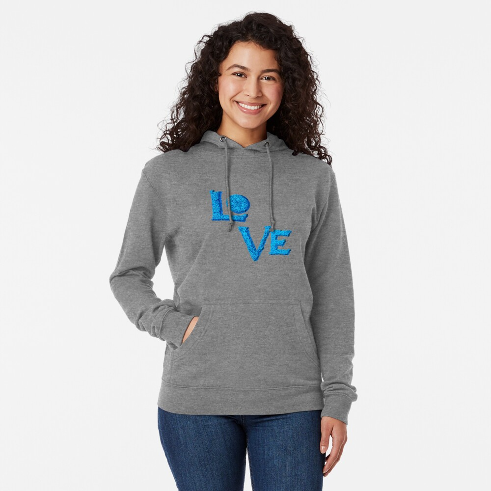 Love actually Lightweight Hoodie
