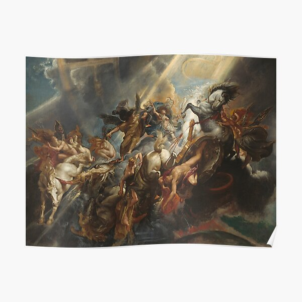 The Fall of Phaeton Poster