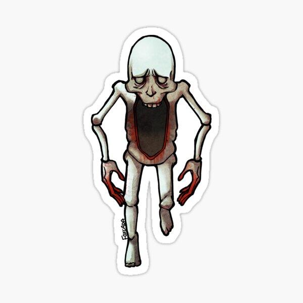 SCP-096 Shy Guy Sticker
