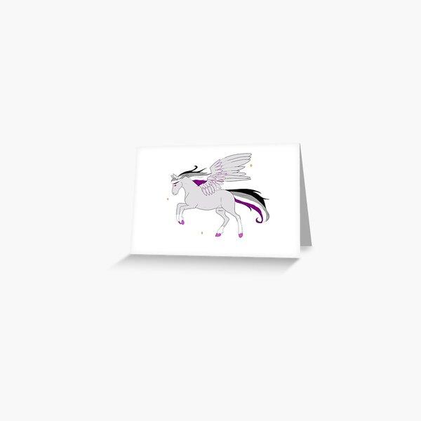 Pégase Ace Carte de vœux