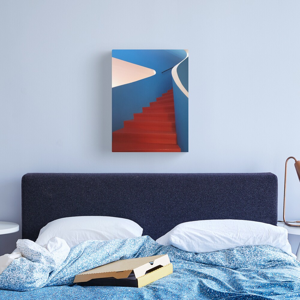 Dreaming is easy Canvas Print