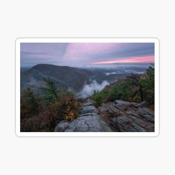 Mount Minsi, New Jersey Sticker