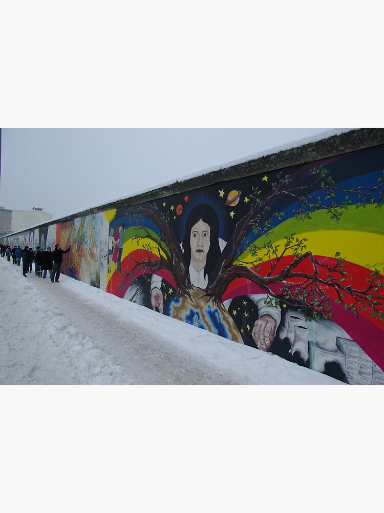 Berlin Wall by alexsupertramp