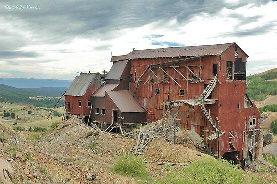 Victor Colorado Mine by Holly Werner