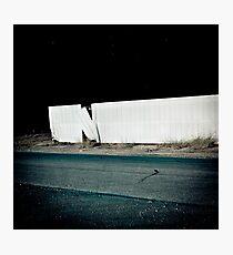 Lost Photographic Print