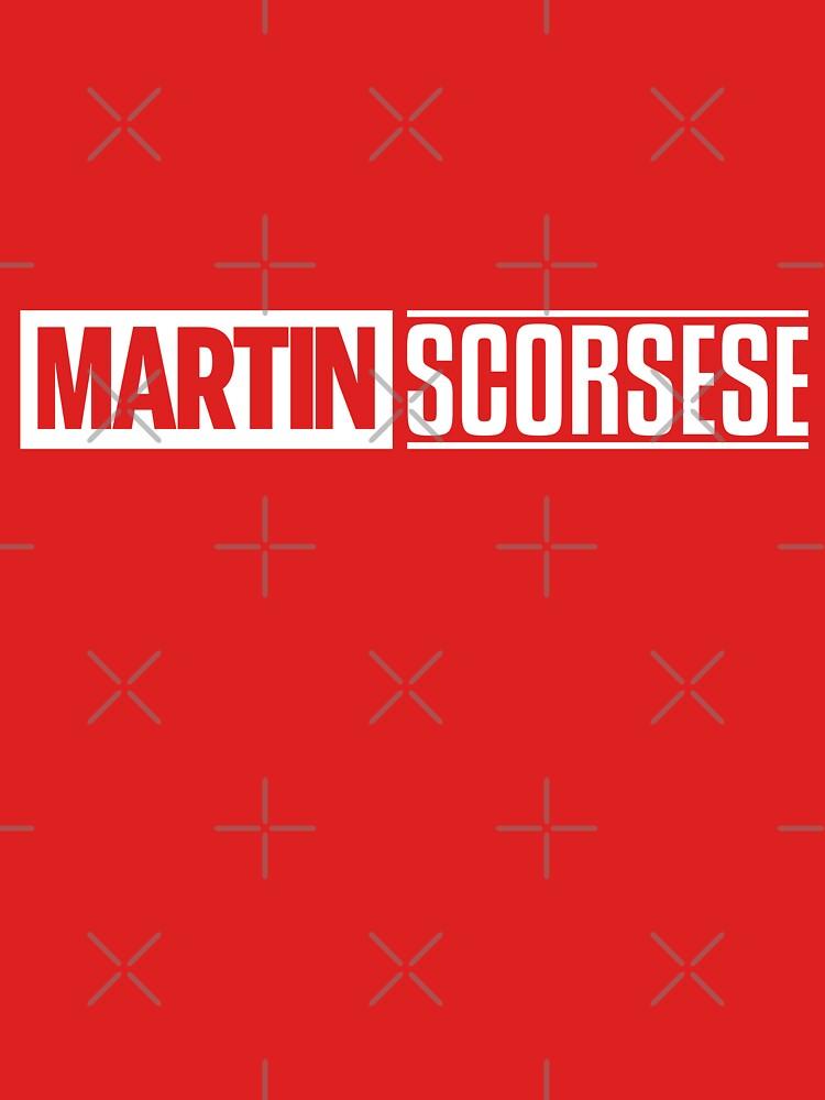 Martin Scorsese Marvel de ViluRB