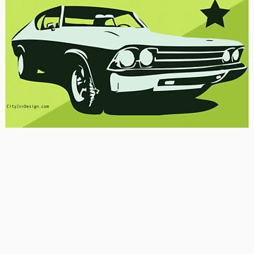 Chevelle - green by CityZenDesign