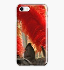 Carriage Feathers iPhone Case/Skin