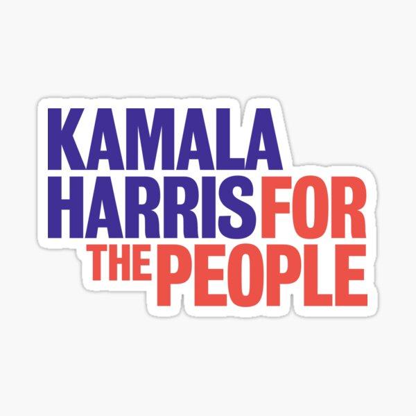 Kamala Harris For the People Sticker Sticker
