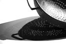 Kitchen Colander Shadows & Light by Laurie Minor